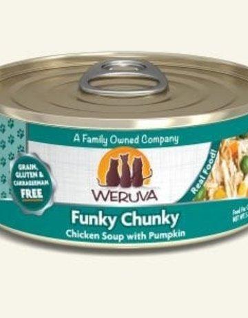 WERUVA Feline Grain-Free Funky Chunky