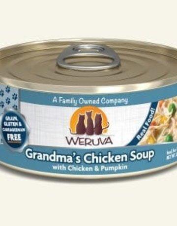 WERUVA Feline Grain-Free Grandma's Chicken Soup