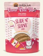 WERUVA Feline Grain-Free Slide n' Serve Name 'Dat Tuna