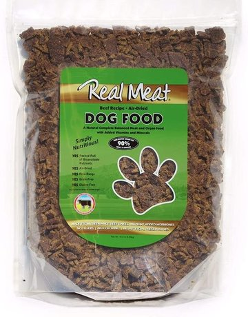 Real Meat Canine Air-Dried Beef Recipe