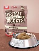 Primal Pet Foods Canine Freeze-Dried Pork Recipe