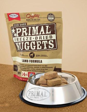 Primal Pet Foods Canine Freeze-Dried Lamb Recipe