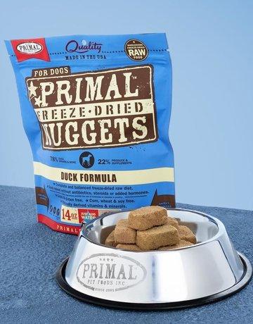 Primal Pet Foods Canine Freeze-Dried Duck Recipe