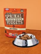 Primal Pet Foods Canine Freeze-Dried Beef Recipe