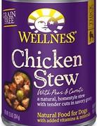 Wellness Pet Food Canine Grain-Free Homestyle Chicken Stew