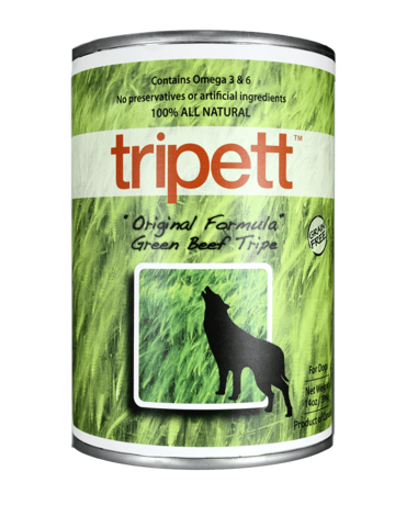 PetKind Canine Grain-Free Original Beef Tripe