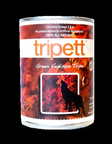 PetKind Canine Grain-Free Green Venison Tripe
