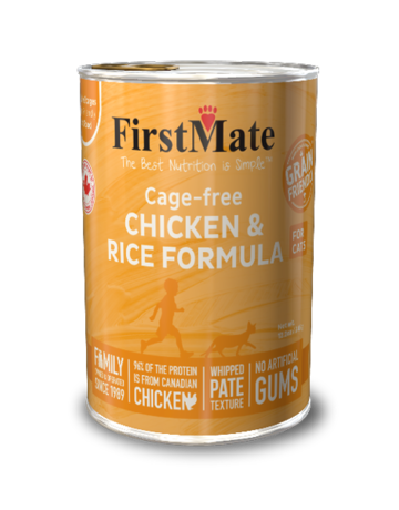 FirstMate Pet Food Canine Whole Grain Chicken & Rice Recipe