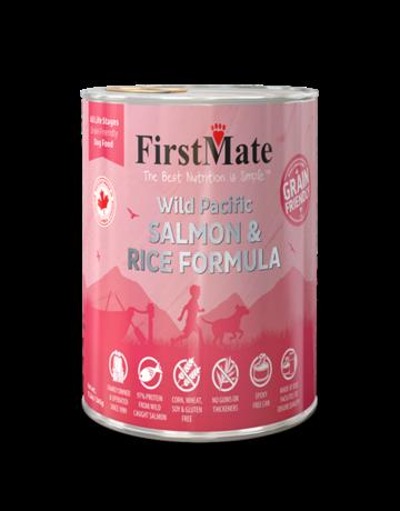 FirstMate Pet Food Canine Whole Grain Salmon & Rice Recipe