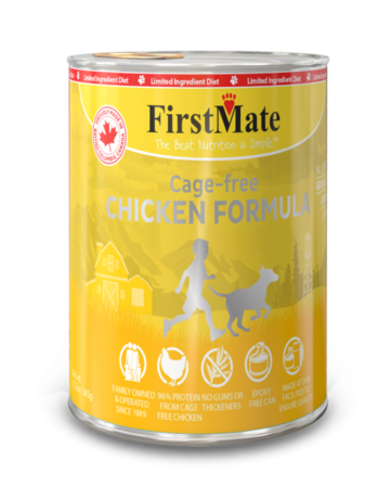 FirstMate Pet Food Canine Limited Ingredient Chicken Recipe