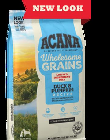Acana Canine Wholesome Grain Duck & Pumpkin