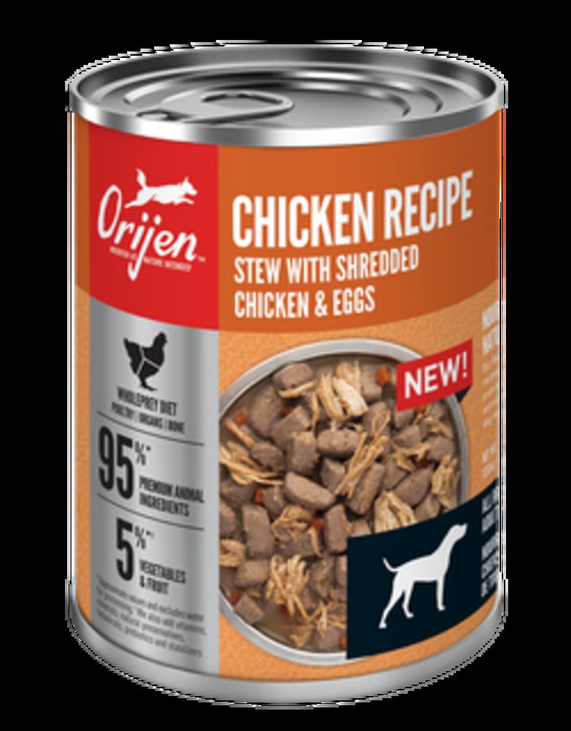 Orijen Canine Grain-Free Chicken Stew