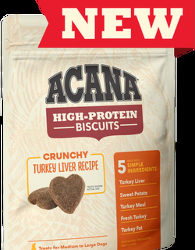 Acana Canine High-Protein Turkey Liver Biscuit