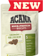 Acana Canine High-Protein Pork Liver Biscuit
