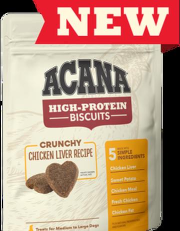 Acana Canine High-Protein Chicken Liver Biscuit