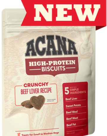 Acana Canine High-Protein Beef Liver Biscuit