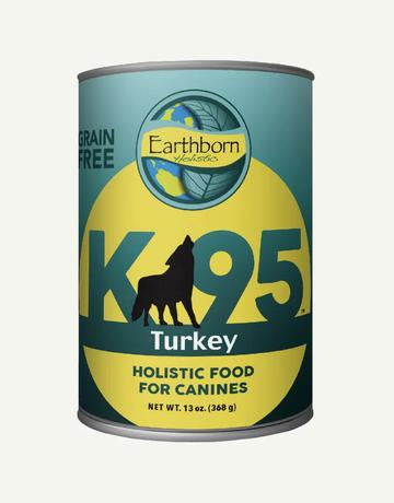Earthborn Holistic Canine Grain-Free K95 Turkey Pate