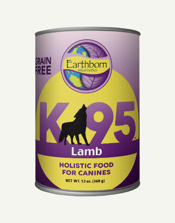 Earthborn Holistic Canine Grain-Free K95 Lamb Pate