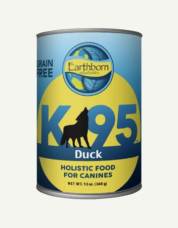 Earthborn Holistic Canine Grain-Free K95 Duck Pate
