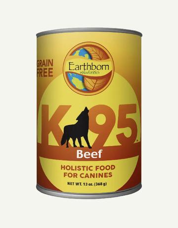 Earthborn Holistic Canine Grain-Free K95 Beef Pate