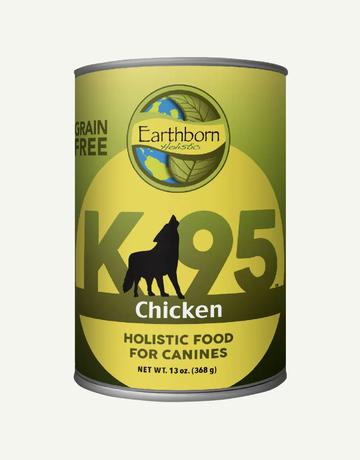 Earthborn Holistic Canine Grain-Free K95 Chicken Pate
