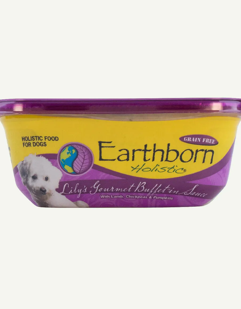 Earthborn Holistic Canine Lily's Gourmet Buffet™ in Sauce