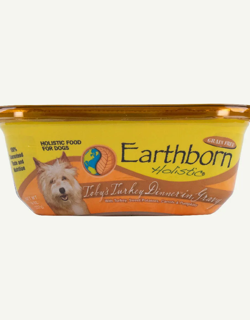 Earthborn Holistic Canine Toby's Turkey Dinner™ in Gravy