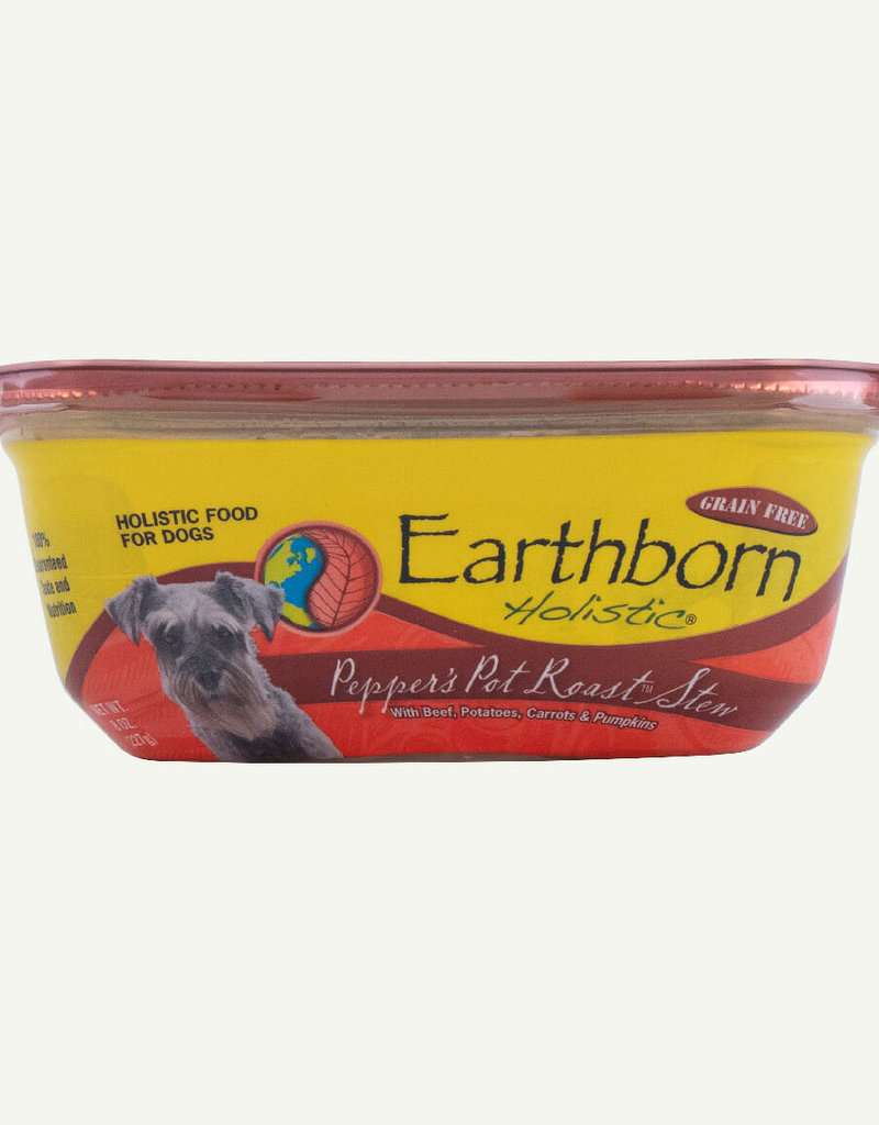Earthborn Holistic Canine Pepper's Pot Roast™ Stew