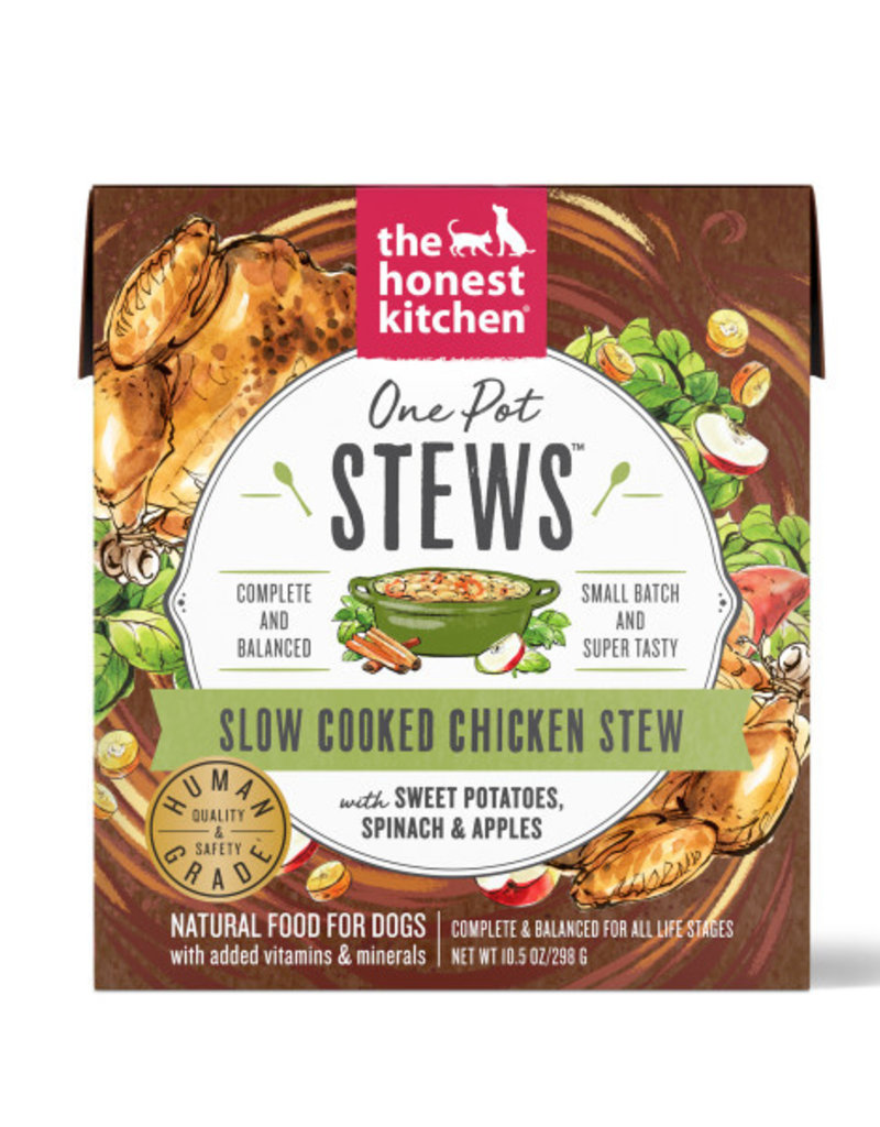 The Honest Kitchen Canine One Pot Stews: Slow Cooked Chicken Stew with Sweet Potato