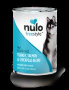 Nulo Canine Grain-Free Freestyle Turkey & Salmon Recipe