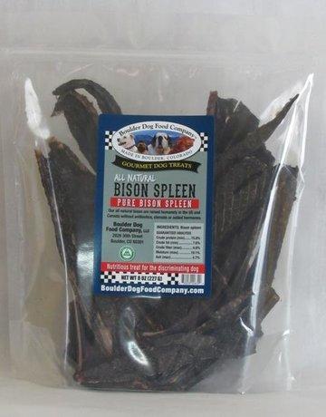 Boulder Dog Food Company Bison Spleen