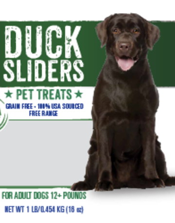 Mountain Plains - All American Pet Treats Canine Duck Sliders