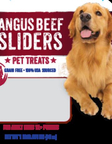 Mountain Plains - All American Pet Treats Canine Angus Sliders