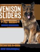 Mountain Plains - All American Pet Treats Canine Venison Sliders