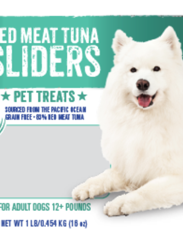 Mountain Plains - All American Pet Treats Canine Red Meat Tuna Sliders