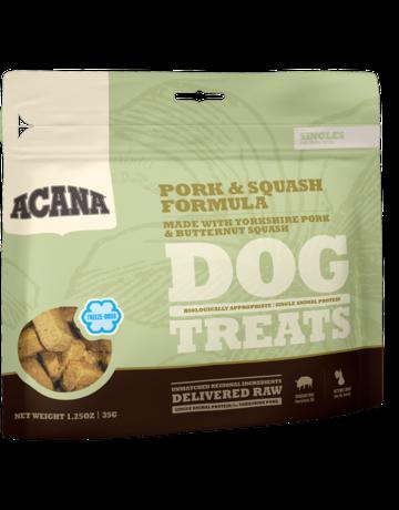 Acana Canine Freeze-Dried Pork & Squash Treats