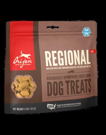 Orijen Canine Freeze-Dried Regional Red Treats
