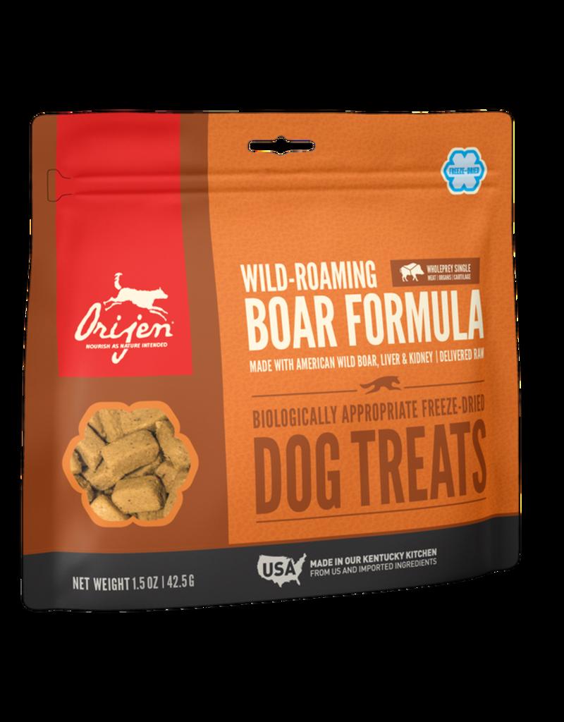 Orijen Canine Freeze-Dried Wild-Roaming Boar Treats
