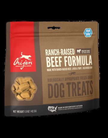 Orijen Canine Freeze-Dried Ranch-Raised Beef Treats