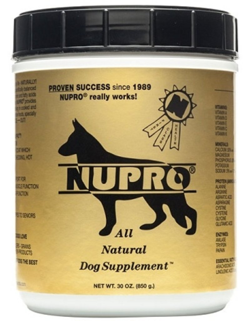 NUPRO Supplements Canine Natural Dog Supplement