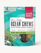 The Honest Kitchen Canine Ocean Chews - Hearty Wolffish Skins