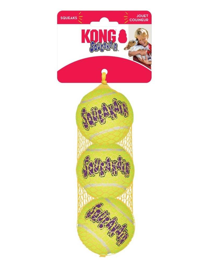 KONG Company Squeak Air Balls