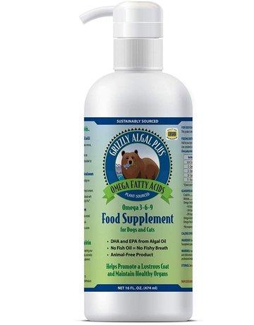 Grizzly Pet Products Algal Plus Oil