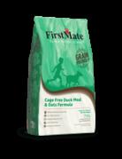 FirstMate Pet Food Canine Whole Grain Duck & Oats Formula