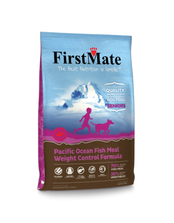 FirstMate Pet Food Canine Grain-Free Pacific Ocean Fish - Weight Control Formula