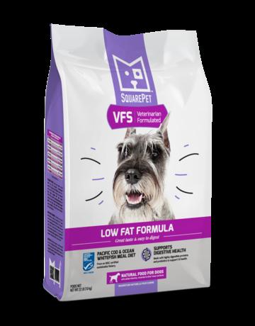 SquarePet Canine Whole Grain VFS Low Fat Formula