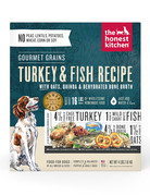 The Honest Kitchen Canine Gourmet Grain Dehydrated Turkey & Fish