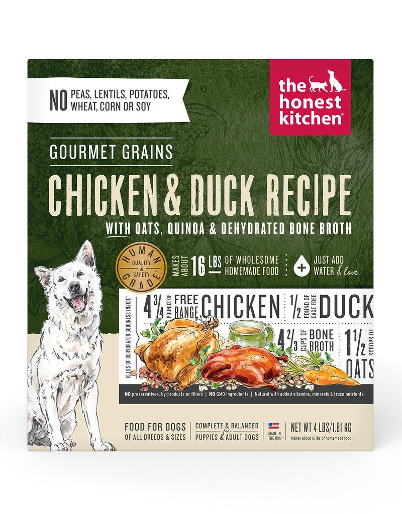 The Honest Kitchen Canine Gourmet Grain Dehydrated Chicken & Duck