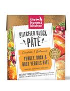 The Honest Kitchen Canine Butcher Block Pâté: Turkey, Duck & Root Veggies