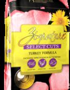 Zignature Canine Whole Grain Select Cuts - Turkey